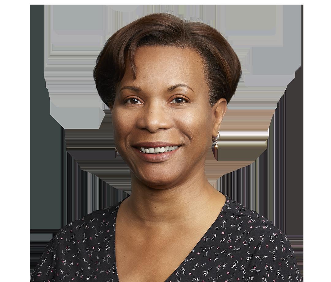 Law Clerk Denise Daniel, Toronto