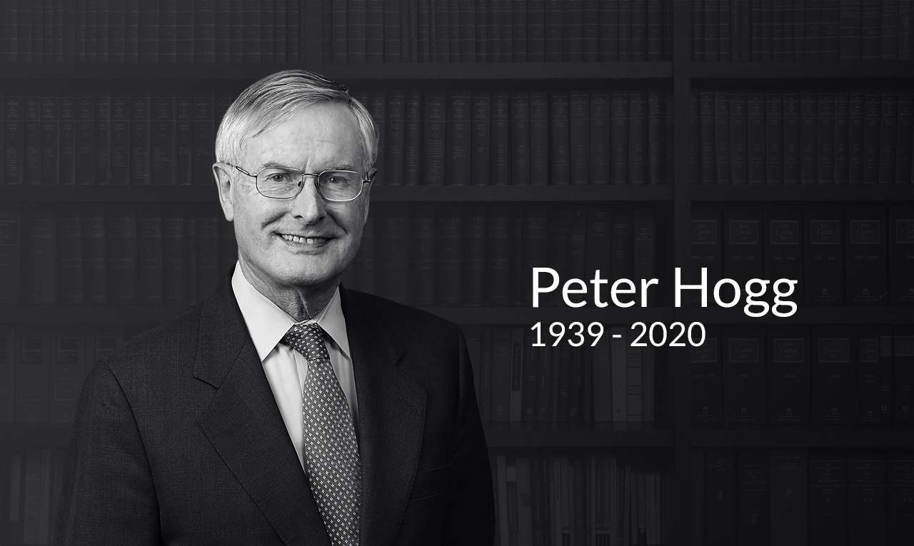 Remembering a Great Legal Scholar and a Treasured Colleague